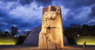 The Meaning and Message of MLK Day