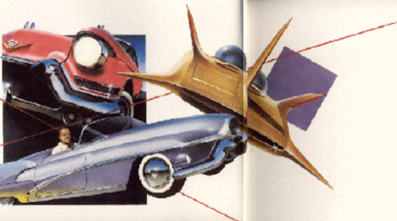 History of the American Automobile: Design and Technology