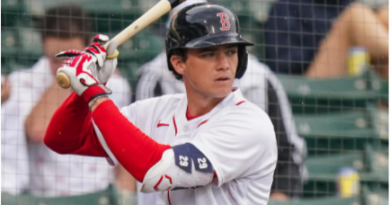 Bobby Dalbec: Red Sox Rookie Takes the Field